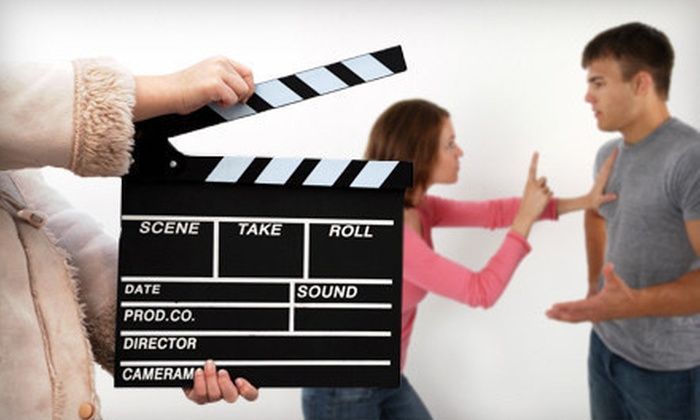 New York Acting School for Film and Television - Upper West Side: One or Three Two-Hour Introductory Acting Classes at Acting School for Film and Television (81% Off)