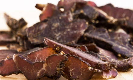 $10 for $20 Worth of Jerky and Smokies at Tommy's Jerky Outlet