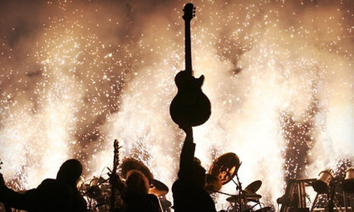 Trans-Siberian Orchestra's Beethoven's Last Night 2012 - Battle Creek: $34 to See Trans-Siberian Orchestra at Kellogg Arena in Battle Creek on May 13 at 7:30 p.m. (Up to $57.60 Value)