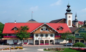 Family-Friendly Lodge with Indoor Water Park at Bavarian Inn Lodge, plus 6.0% Cash Back from Ebates.
