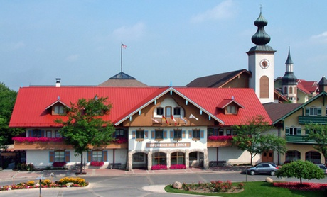 Stay with Arcade Credit and Mini-Golf Passes at Bavarian Inn Lodge in Frankenmuth, MI. Dates into March 2018. abad3743-84ab-4c30-a332-38b152e2c8da