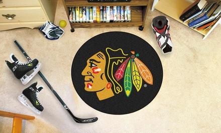 Abilene, TX: NHL Puck Mats. Multiple Teams Available. Free Returns.