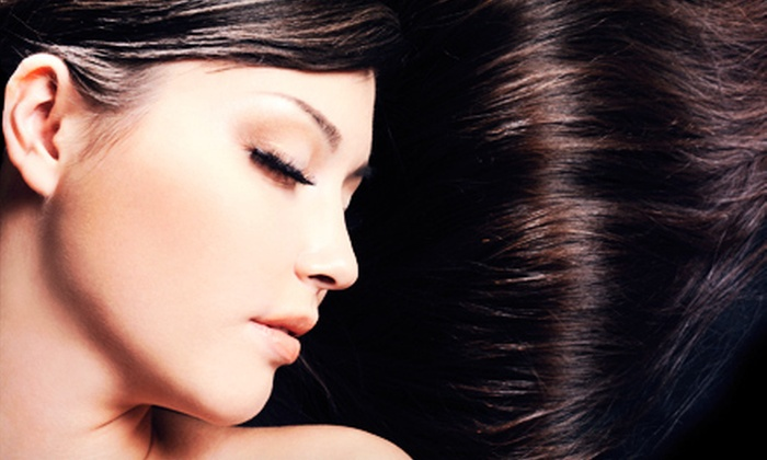 Holly's: A Salon - Richfield: One or Three Keratin Hair-Smoothing Treatments at Holly's: A Salon (Up to 59% Off)