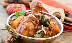 Mood Cafe: Indian Cuisine at Mood Cafe (Up to 52% Off). Two Options Available.
