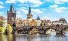 Praga: camera Standard con colazione per 2