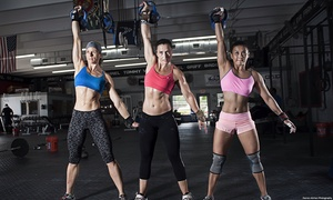 CrossFit HardCore East: One Month of Unlimited CrossFit Classes, or 20 CrossFit Classes at CrossFit HardCore East (Up to 82% Off)