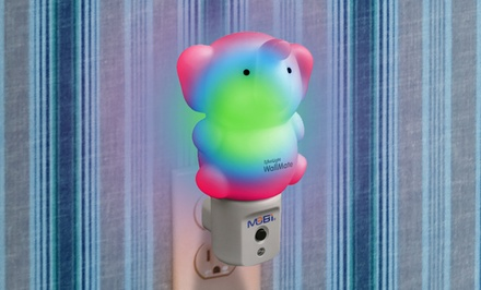 WallMate Night-light Original or Elephant 2-Pack. Free Returns.