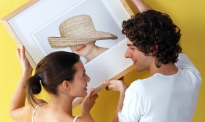 Grand Frame, Inc.: Framing Services at Grand Frame, Inc. (Up to 73% Off). Three Options Available.