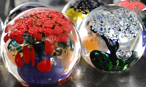 Shatter Glass Group: $149 for Private Hands-On Glassworking Class for Two at Shatter Glass Group ($340 Value)