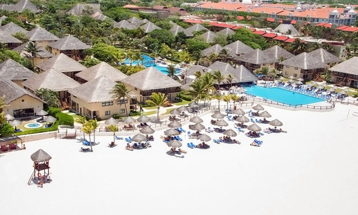 All inclusive allegro playacar resort vacation from travel for Round the world trips all inclusive
