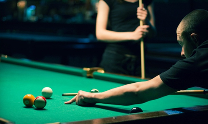 Snooker's Pool & Pub - Livonia: $14 for Two Hours of Pool and an Appetizer Sampler at Snooker's Pool & Pub (Up to $28.95 Value)
