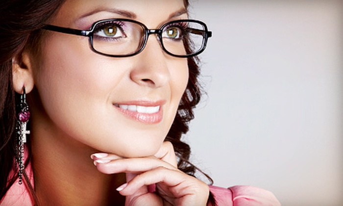 Anything Optical - Huntingdon Valley: $50 for $100 Toward a Complete Pair of Glasses, or an Eye Exam and $100 Toward Glasses at Anything Optical