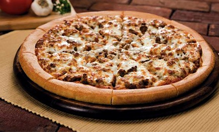 Pizza and Italian Food at Godfather's Pizza (Half Off). Two Options Available.