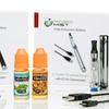 Magic Mist Automatic Vaporizer Kit with eLiquid 2-Pack