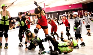 South Side Roller Derby: $10 for One Month of Beginner Roller-Derby Boot Camp at South Side Roller Derby ($65 Value)