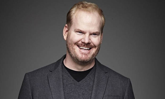"""Jim Gaffigan - Verizon Theatre at Grand Prairie: Jim Gaffigan's """"Food: A Love Story"""" Book Tour with Mazda Club Pass on October 22 (Up to 44% Off)"""