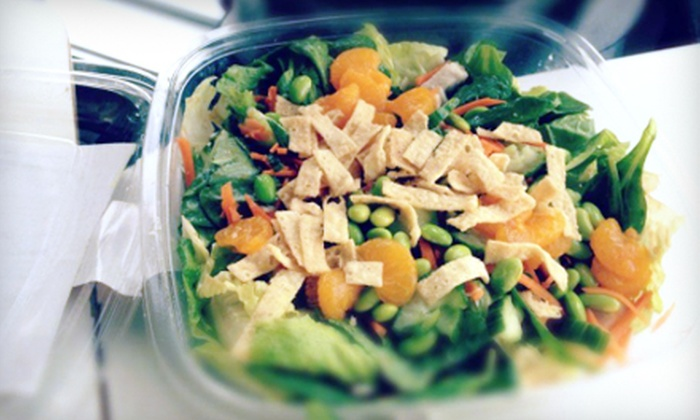 Freshii - Multiple Locations: $12 for Two Groupons, Each Good for $12 Worth of Health-Conscious Food at Freshii ($24 Value)