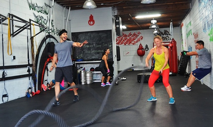 Amenzone - Manhattan Beach: One Month of Unlimited Fitness Classes for One or Two at Amenzone Fitness (Up to 88% Off)