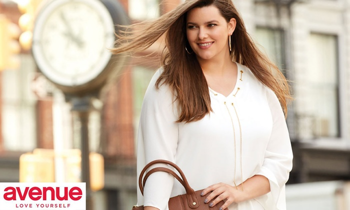 Avenue: Plus-Size Apparel, Shoes, and Accessories from Avenue (50% Off)