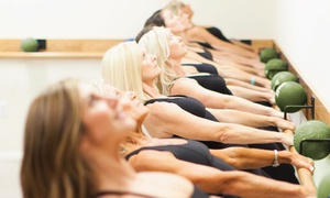 Two Weeks Of Unlimited Barre Classes Or Five Classes At Barre Evolution (up To 65% Off)