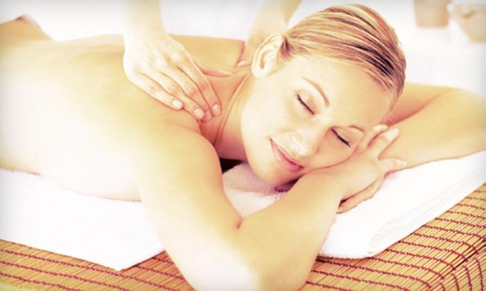 Creekside Spa & Salon - Walnut Creek: One 60-Minute Massage or One Mini Facial at Creekside Spa & Salon (Up to 56% Off)