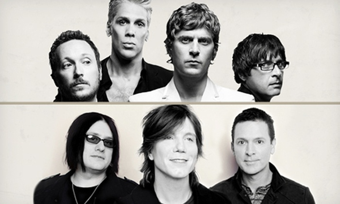 Matchbox Twenty and Goo Goo Dolls - Camden: $15 to See Matchbox Twenty and Goo Goo Dolls at Susquehanna Bank Center on August 11 at 7 p.m. (Up to $34 Value)