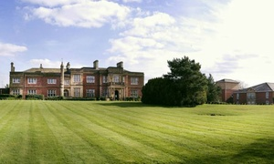 De Vere Cranage Estate: Three-Course Lunch and Leisure Access for Two or Four at De Vere Cranage Estate (Up to 57% Off)
