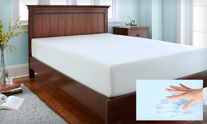 PuraSleep SynerGel Triple-Layer Gel Memory-Foam Mattress: PuraSleep SynerGel Triple-Layer Gel Memory-Foam Mattresss (Up to 74% Off). Multiple Sizes Available. Free Shipping.