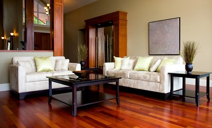 image for Topcoat Wood-Floor Finishing for Up to 300 or 700 Square Feet from Functional Floors & Finishing (Up to 64% Off)