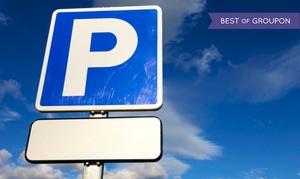 Fort Parking Lotnisko Modlin: Całodobowy parking przy lotnisku Modlin z transferami od 19,99 zł w Fort Parking Lotnisko Modlin (do -38%)