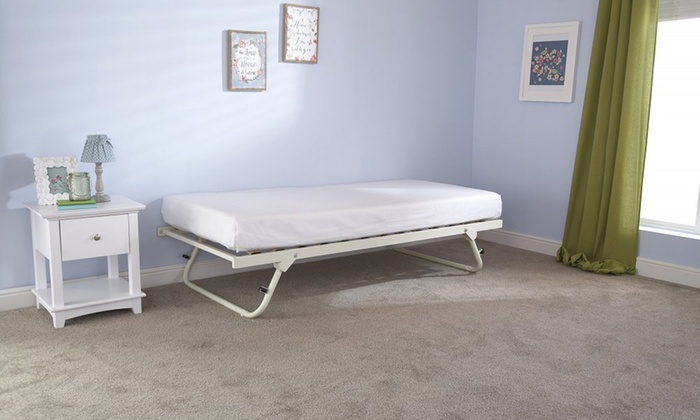 One or Two Tennessee Daybeds or Trundles in Choice of Colour with Optional One or Two Bonnell Mattresses