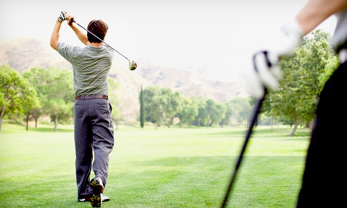 Lake Murray Golf Course - Ardmore: 18 Holes of Golf with Small Buckets of Range Balls for Two or Four at Lake Murray Golf Course (Up to 51% Off)