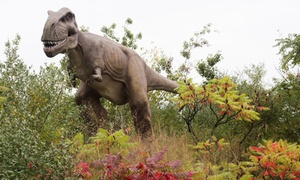 40% Off Day Pass at Field Station: Dinosaurs – New Jersey   at Field Station: Dinosaurs – New Jersey , plus 6.0% Cash Back from Ebates.