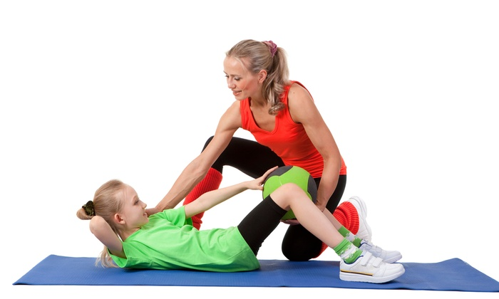 FitCo Kids - Southern Pines: 5 or 11 Exercise Classes for Kids at FitCo Kids (Up to 53% Off)