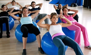 Chick Fitness Gym: One or Two Months of Women's Outdoor Boot-Camp Classes at Chick Fitness Gym (Up to 71% Off)