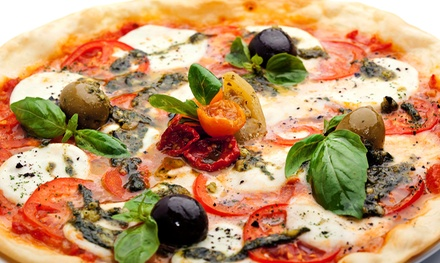 Healthy Pizza for Dine-In or Take-Out at The Healthy Pizza Company (Up to 36%)