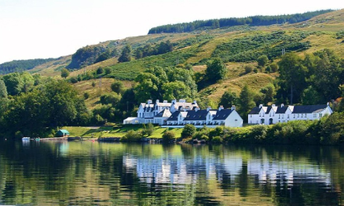 Portsonachan Hotel Loch Awe Dalmally 2 Or 3 Night Self
