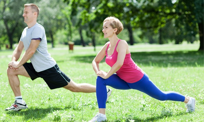 Urban Fitness Outdoor SA - Multiple Locations: Group Fitness Classes From R144 at Urban Fitness Outdoor SA (Up To 59% Off)