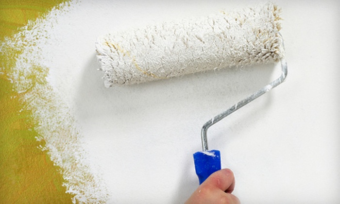 D3 Custom Home Repair - Minneapolis / St Paul: $89 for Three Hours of Interior Painting from D3 Custom Home Repair (Up to $220 Value)
