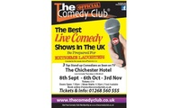 The Chichester Hotel Comedy Night on 6 October at 8:30 p.m., Wickford (Up to 53% Off)