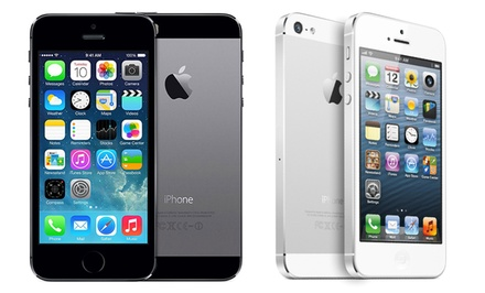Apple iPhone 4S, 5, or 5s from $199.99–$399.99 (GSM Unlocked) (Refurbished)