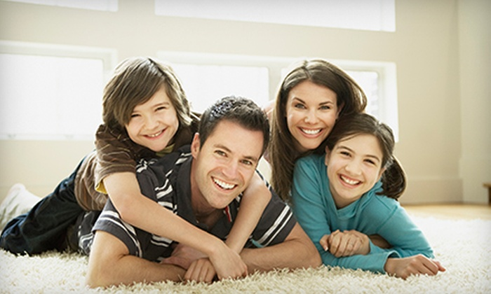 IDT Home Services - Minneapolis / St Paul: $49 for Carpet Cleaning for Three Rooms and One Hallway from IDT Home Services ($170 Value)