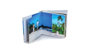 BK Photobooks: UV Varnished 24-Page A4 Portrait Softcover Photobook for R99 with BK Photobooks (63% Off)