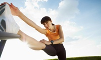 Plymouth Hoe Boot Camp: Ten Sessions from £17 (Up to 63% Off)