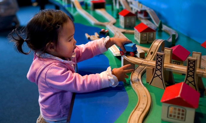 Bay Area Discovery Museum - Sausalito: Visit for Two, Four, or Six to Bay Area Discovery Museum (Up to 50% Off)