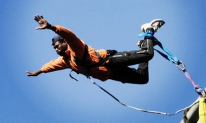 Bungee Mogale: Bungee Jump for One or Two from R210 at Bungee Mogale (Up to 45% Off)