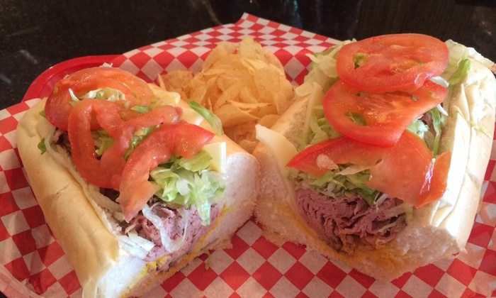 Sub Shack - Pinecrest: One Sandwich and Drinks at Sub Shack (43% Off)