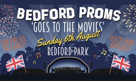 Bedford Proms: Child or Adult Ticket, 6 August, Bedford Park (Up to 23% Off)