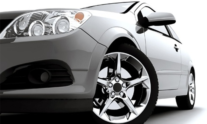 European Motocars - Urbandale: Interior or Exterior Detail, or Silver, Gold, Platinum, or Platinum-Plus Package at European Motorcars (Up to 54% Off)