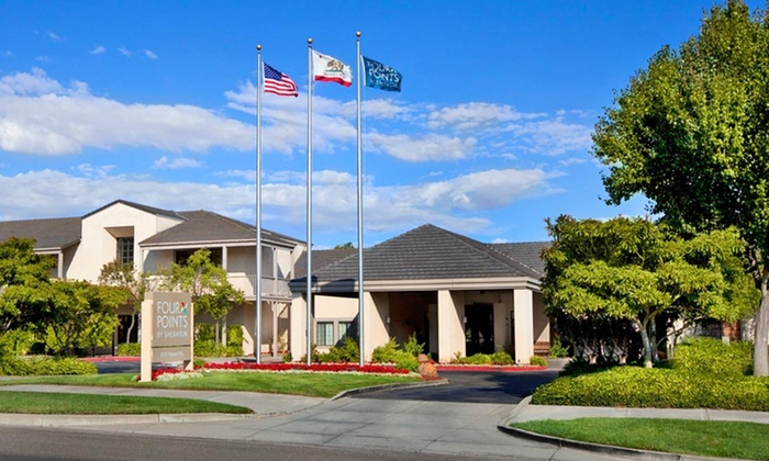 null - San Francisco: Stay at Four Points by Sheraton Pleasanton in the San Francisco Bay Area